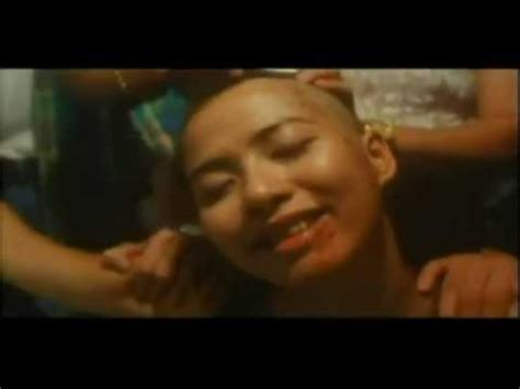 bald ladies in prison forced head shave and tattoo for a girl by some gangsters