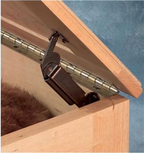 select hardware  blanket chest lid supports