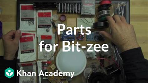 parts home  robots electrical engineering khan academy youtube