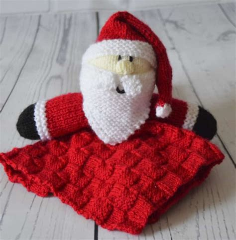 knit comforter santa comforter blanket knitting pattern knitting by post