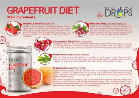 Greipfrut In A Detox Diet by Octobay Rakuten Grapefruit Diet