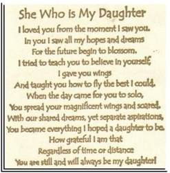 happy birthday quotes for a daughter from a mother