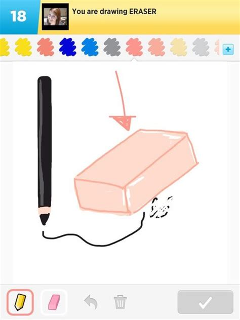 How To Draw An Eraser