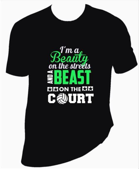 design tshirt online free shipping free shipping custom volleyball shirt look like a beauty