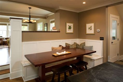 Built In Dining Room Bench » Home Design 2017