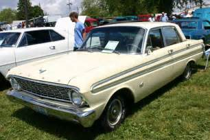 1964 ford falcon 4 door sedan