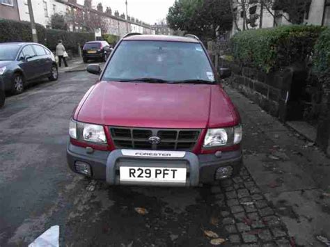 1998 subaru forester manual subaru forester 1998 manual 4 wheel drive car for sale