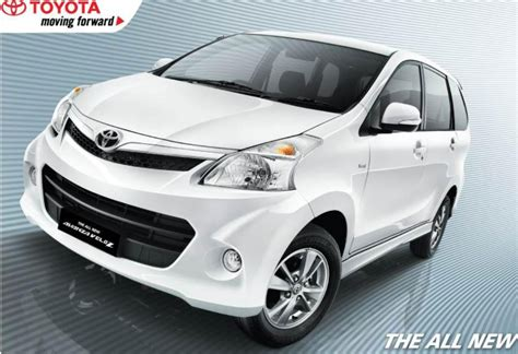 Lu Kabut All New Avanza new 2011 toyota avanza facelift unveiled in indonesia paul