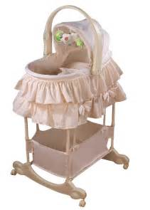 bassinet vs crib new center