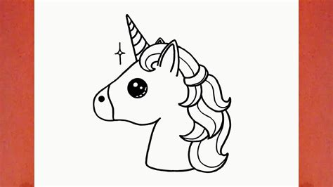 tutorial menggambar stitch comment dessiner une licorne kawaii youtube