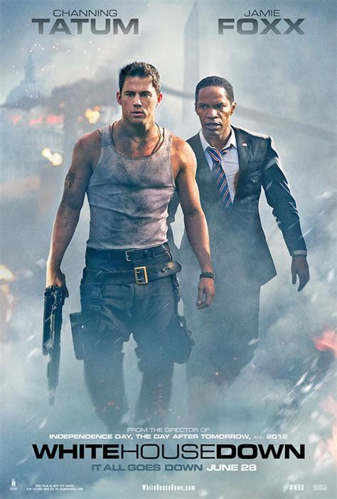 white house down sequel new extended trailer for roland emmerich s white house down cityonfire com