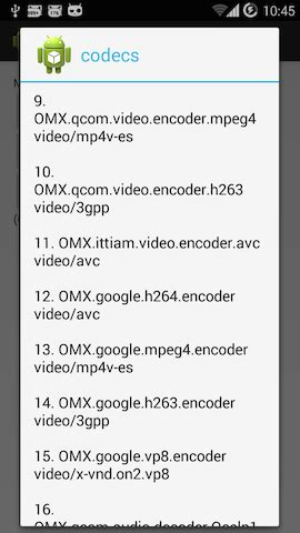 android open source audio player using mediacodec api pocketmagic - Android Player Device
