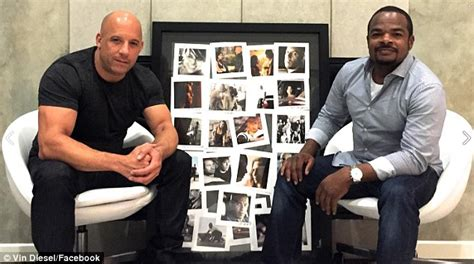 Fast And Furious 8 Casting Director | vin diesel announces that straight outta compton director