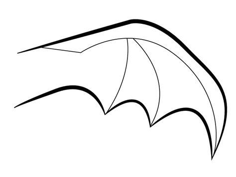 bat wing template bat wings headband diy tiffyquake