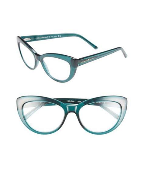 kate spade kalena 53mm cat eye reading glasses