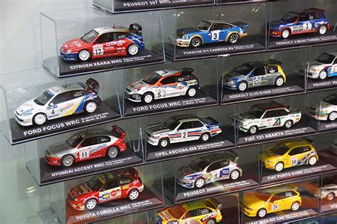 Model Car Auction sold model cars magazines 70 x rally cars by de