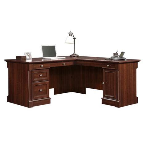 Sauder Palladia L Shaped Desk Sauder Palladia L Shaped Desk 413670 Desks L Shaped Desk And Furniture
