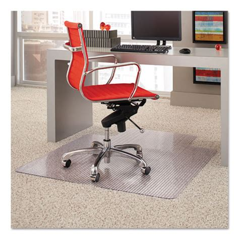 45 X 53 Chair Mat by Dimensions Chair Mat For Carpet 45 X 53 With Lip Clear