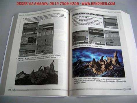 Blender Manual Bandung buku blender 3d tutorial blender bahasa indonesia