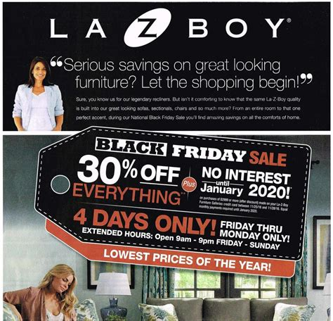 black friday recliners lazboy black friday 2016 lazboy black friday deals ads