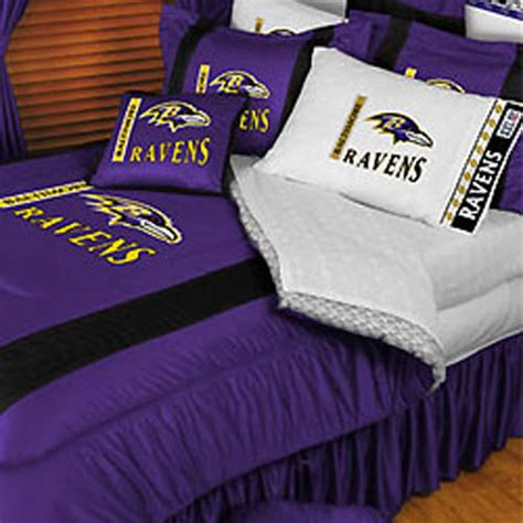 ravens comforter nfl nfl baltimore ravens football team queen full