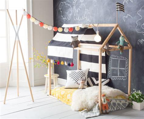 Idee Cabane Enfant by Diy Lit Cabane Mod 232 Les Originaux Pour Les Enfants