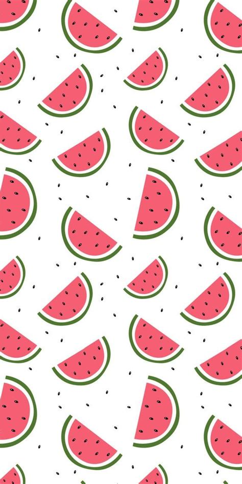 adhesive removable wallpaper watermelon delight