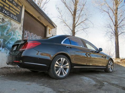 2014 Mercedes S550 Review by 2014 Mercedes S550 4matic Luxury Sedan Review