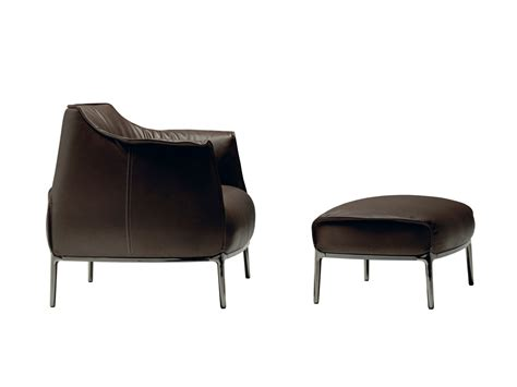 Poltrona Frau Armchair by Buy The Poltrona Frau Archibald Armchair At Nest Co Uk