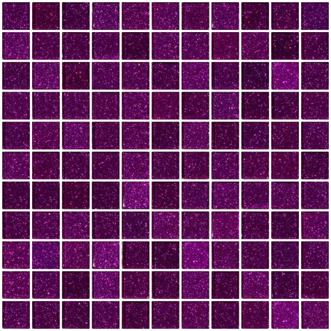 fliese lila glass tile 1 inch purple violet glitter glass tile
