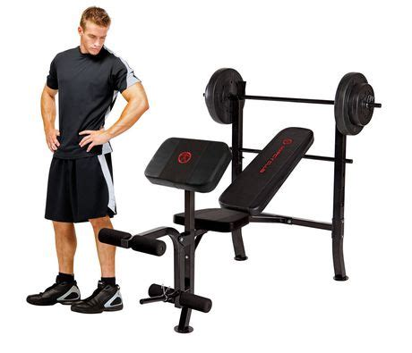 marcy standard weight bench with 80 lb weight set impex marcy mkb 2081 standard bench with 80 lb weight set