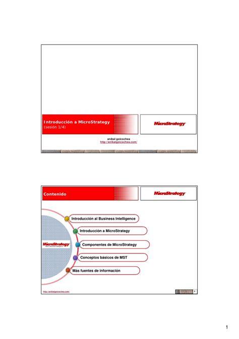 subir iniciar sesin registrarse curso de microstrategy sesion 1 4