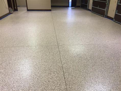 epoxy vinyl chip garage floor springfield ma