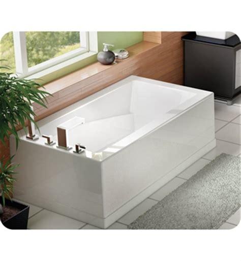 Sided Bathtub by Oceania Sl6601 Sflr Soliste Three Sided Skirt Customizable