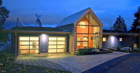 solaripedia zero energy home near seattle opens to