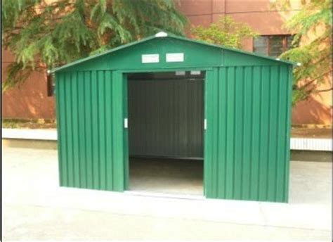 Shed Sheet Metal by Metal Shed With Galvanized Steel Sheet Buy Garden Shed