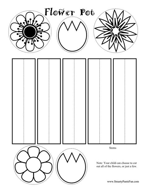 Printable Craft Templates