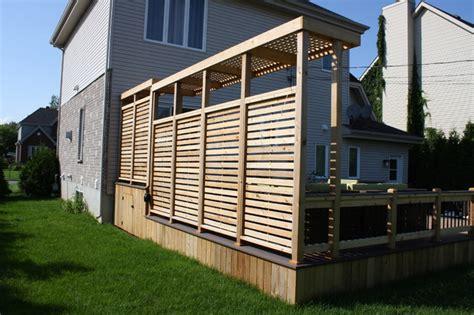 patio deck design 174 traditional porch montreal