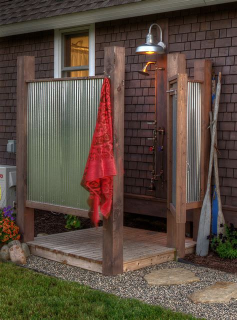 Out Door Showers 15 Outdoor Showers That Will Totally Make You Want To Rinse In The Sun Photos Huffpost