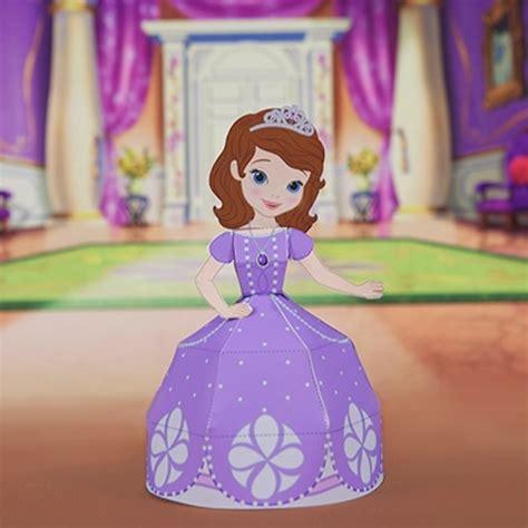 de la princesa sof a 5 manualidades infantiles de la princesa sof 237 a pequeocio