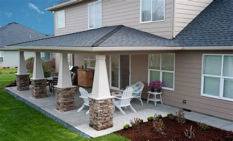 porch vs patio your design questions answered how to build a covered back porch roof patio roof