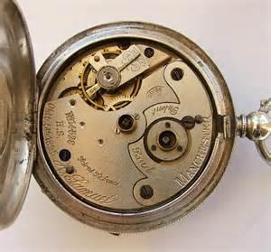 antiques atlas 1920s silver h samuel pocket chain