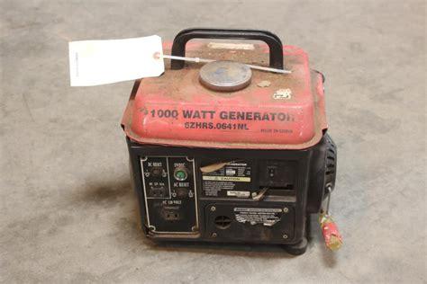kapasitor generator kapasitor genset 1000 watt 28 images powerpro 56100 2 stroke 1000 watt generator patio lawn