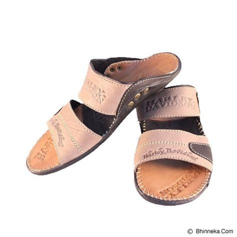 Sandal Wanita Kulit Sapi Asli Kualitas 3 jual win leather sandal selop kasual pria kulit sapi asli