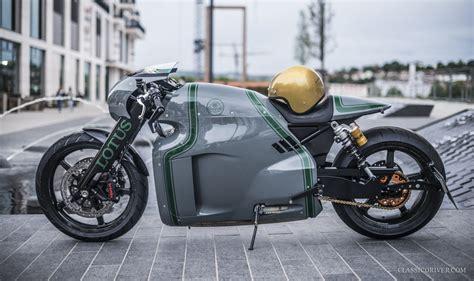 Lotus Motorrad by Lotus Motorcycles C 01 Return Of The Cafe Racers