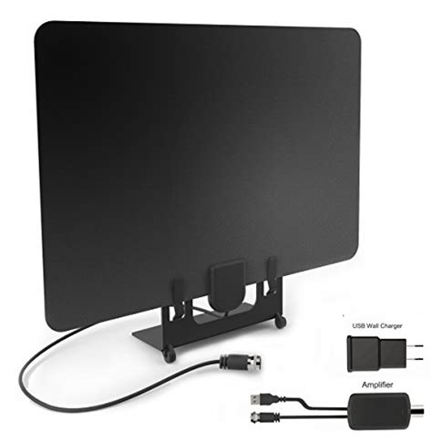 tv antenna besthing indoor hdtv antenna  mile range