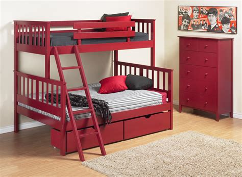 contemporary bunk beds modern bunk bed