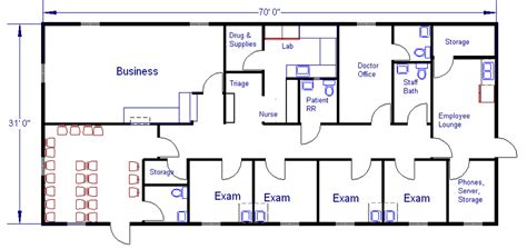 medical office floor plans modular medical clinic health and wellness pinterest