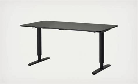 hauteur bureau ikea bekant le bureau ikea design r 233 glable en hauteur