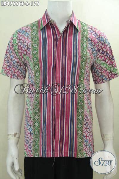 desain baju batik gaul baju batik bagus motif unik warna cerah nan berkelas